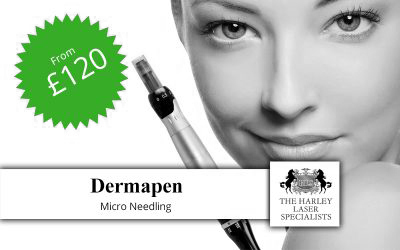 Dermapen Offer London