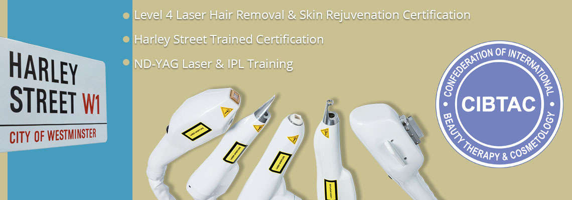 Laser Hair Removal Training London